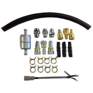 Fuelab Competitor Pump Install Switch Kit 60302