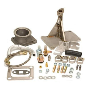 2003-2007 Ford 6.0L Powerstroke Turbonetics 11313 T4 Pedestal Kit