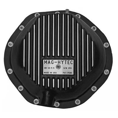 GM 1980 & Newer: 2500 & 3500 Trucks, vans, suburbans Mag-Hytec 14-9.5 Differential Cover
