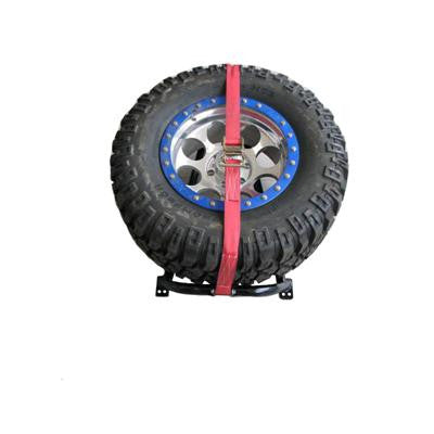 N-FAB BM1TC Bed Mounted Tire Rack