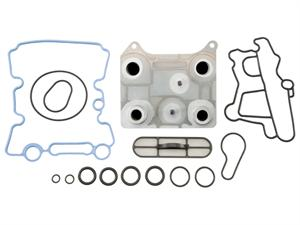 Alliant Power Engine Oil Cooler Kit 2003-2007 6.0 Powerstroke AP63451