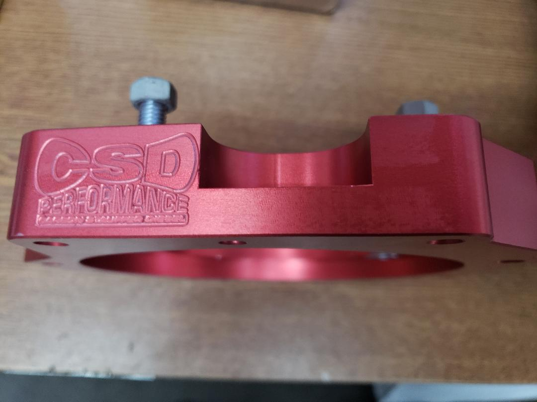 CSD DT360 P-Pump Adapter with Hub