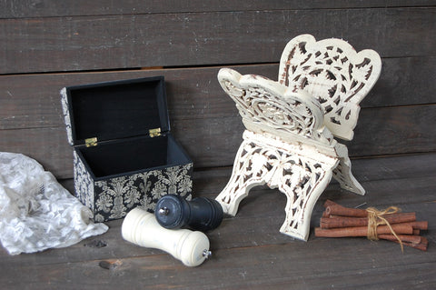 Damask gift set - The Vintage Artistry