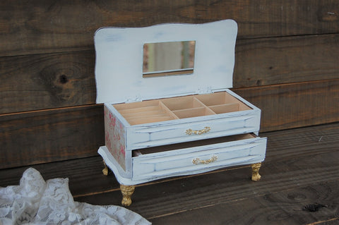 French jewelry box