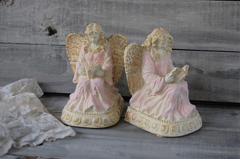 Angel bookends