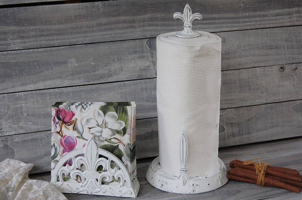 Paper towel & napkin set - The Vintage Artistry