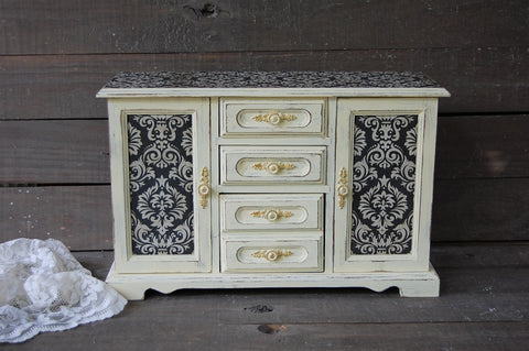French farmhouse chest