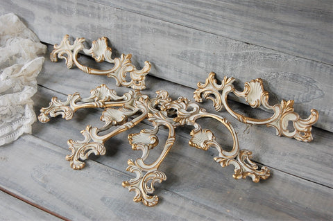 French Provincial Drawer pulls