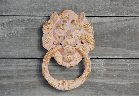 Shabby chic door knocker