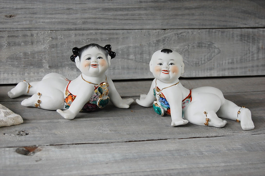 Chinese piano babies