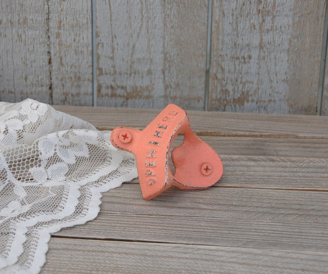 Shabby Chic bottle opener