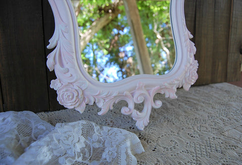 Pink bliss mirror