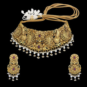Gebel Choker Set