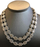 Dazzling Diamond Layered Necklace