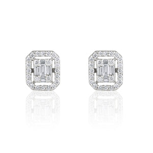 Grace Dazzling Diamond Earring.