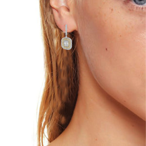 Crux Clutch Earrings