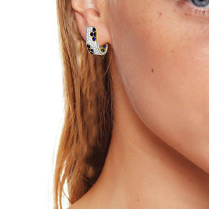 Alluring Semi Hoops