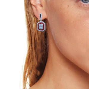 Twine Raceme Drop Earrings