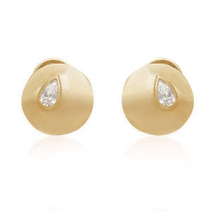Grace Dazzling Diamond Round Tops