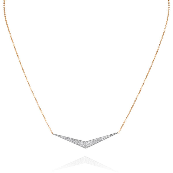 Grace Dazzling Diamond Necklace