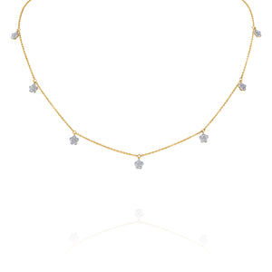 Elegant Truss Necklace
