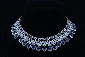 Dazzling Diamond Necklace