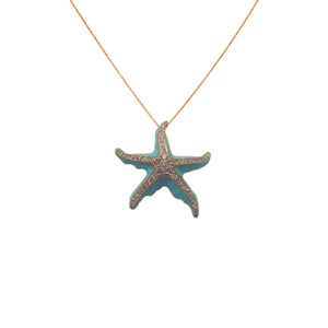 Octopus Diamond Necklace