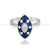 Imperial Blue Ring