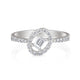 Entwine Diamond Ring