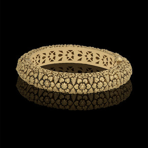 Classic Gold Bangle
