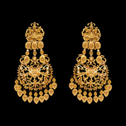 Gorgeous Gold Earrings
