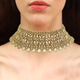 Freezia Gold Choker