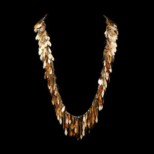Classic Gold Long Necklace