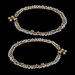 Classic Gold Anklet