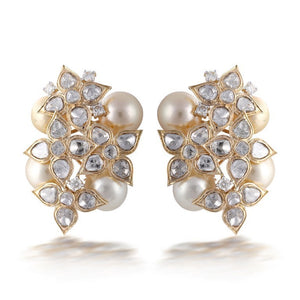 Anthea Polki Earrings