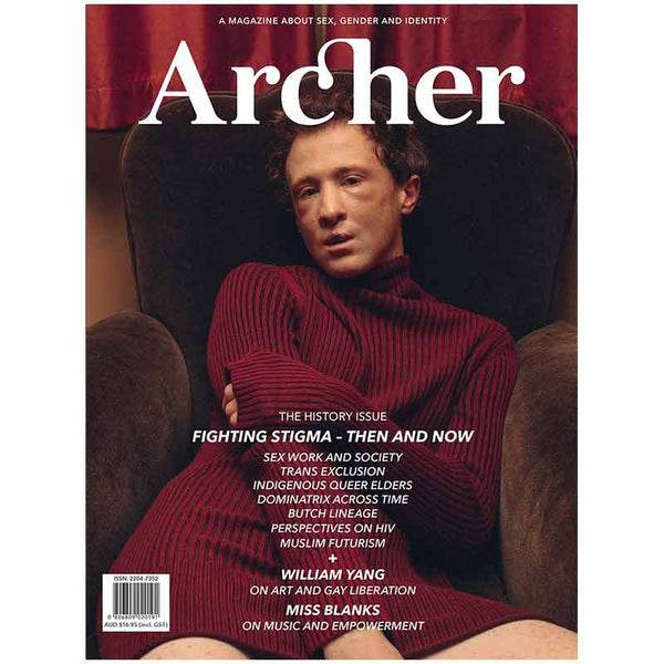 Archer Magazine Issue 10 - Front Cover | Nikki Darling Australia