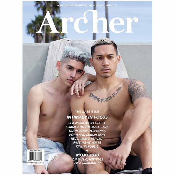 Archer Magazine Issue 11 - Front Cover | Nikki Darling Australia