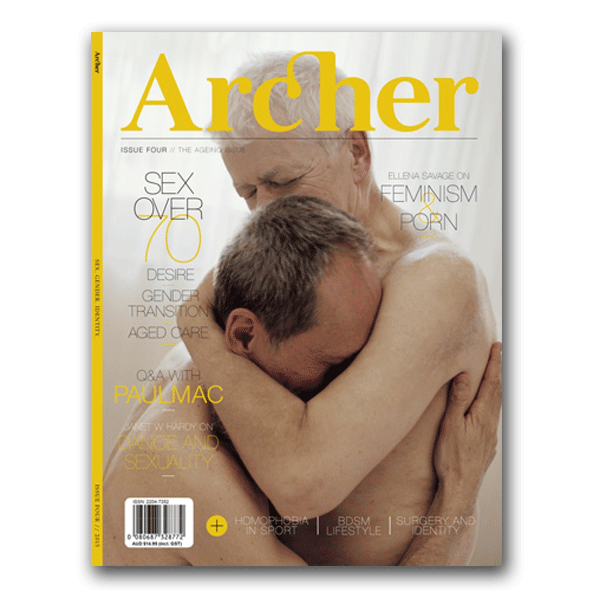 Archer Magazine Issue 4 - Front Cover | Nikki Darling Australia