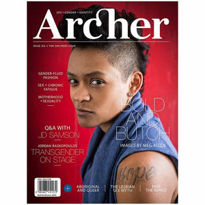 Archer Magazine Issue 6 - Front Cover | Nikki Darling Australia