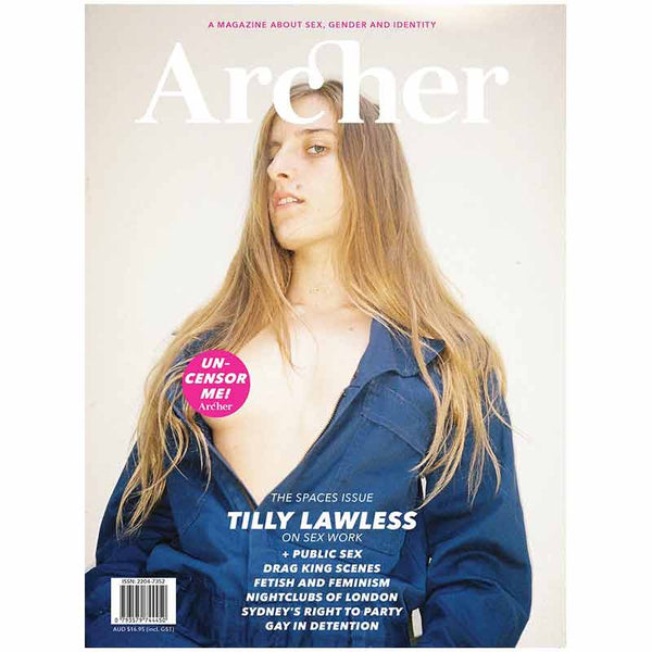 Archer Magazine Issue 8 - Front Cover | Nikki Darling Australia