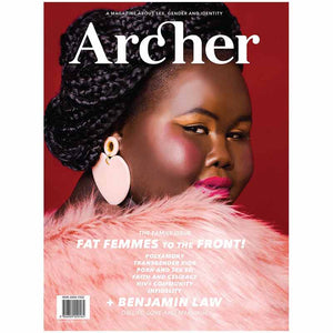 Archer Magazine Issue 9 - Front Cover | Nikki Darling Australia
