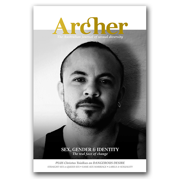 Archer Magazine Issue 1 - Front Cover | Nikki Darling Australia