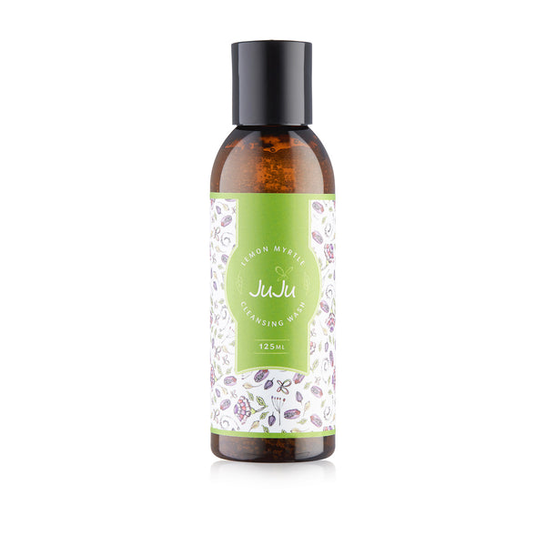 Lemon Myrtle Cleansing Juju Wash | Nikki Darling Australia