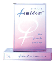glyde: FC2 vaginal condom (3 pack) barrier protection | nikki darling australia