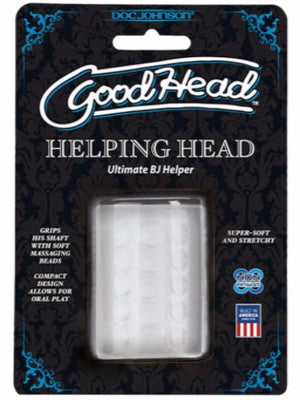 helping head masturbation sleeve (bro sleeve)