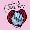 nomy lamm: 'international fisting day' greeting card greeting cards | nikki darling australia
