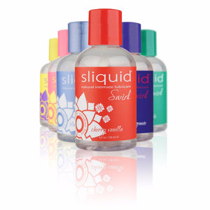 Swirl Flavoured Water Based Lubricant - Group | Nikki Darling Australia