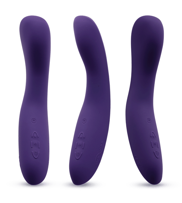 Rave by We-Vibe G-spot Vibrator - with Phone App | Nikki Darling Australia