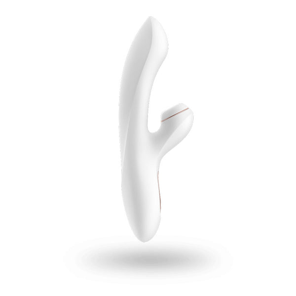 Satisfyer Pro G-Spot Rabbit Side Angle | Nikki Darling Australia