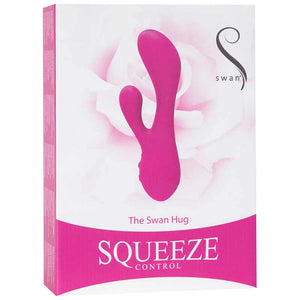 Swan Squeeze The Swan Hug - Pink packaging | Nikki Darling Australia